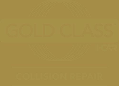Gold Class i-Car Collision Repair