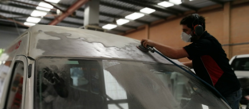 Panel Paint and Smash Repairs for Mitsubishi Triton